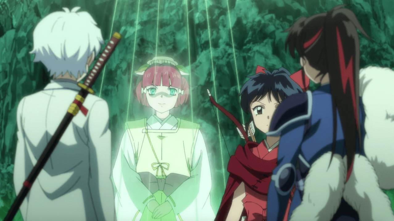 Featured image for Hanyou no Yashahime S2 Episode 4