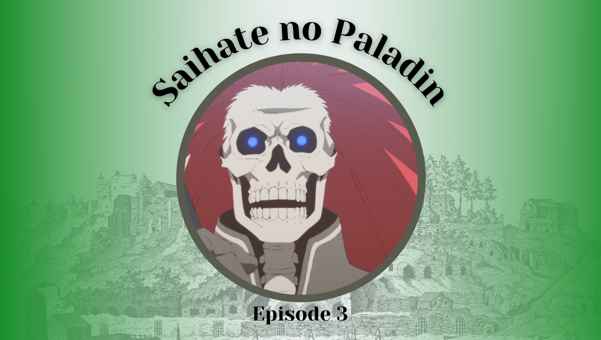 Featured image for Saihate no Paladin Episode 3 – A History Of Failure