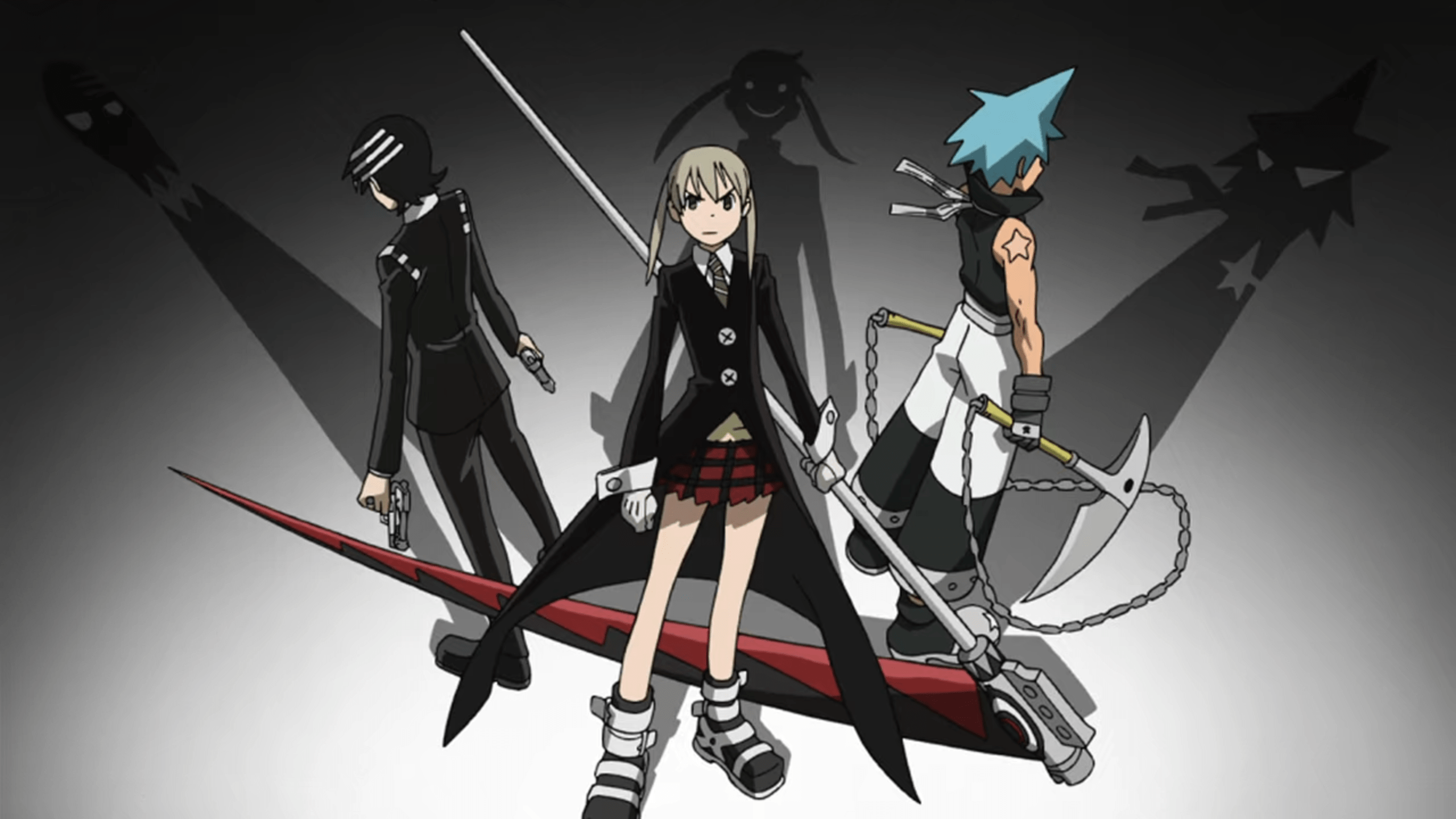 Featured image for Chatty AF 149: Soul Eater Rewatchalong – Episodes 1-13
