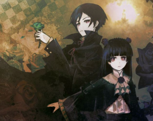 Featured image for Anime for the goth in all of us!