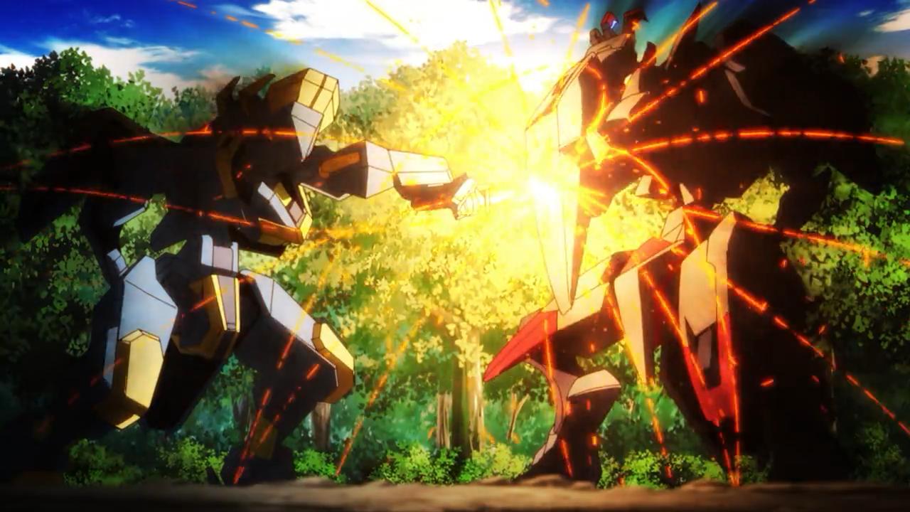 Featured image for Kyoukai Senki Episode 4