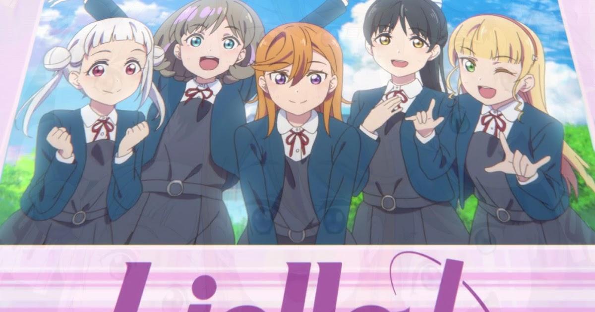 Featured image for Love Live! Superstar!! - Episode 11 - Liella! Makes Love Live! Regional Finals